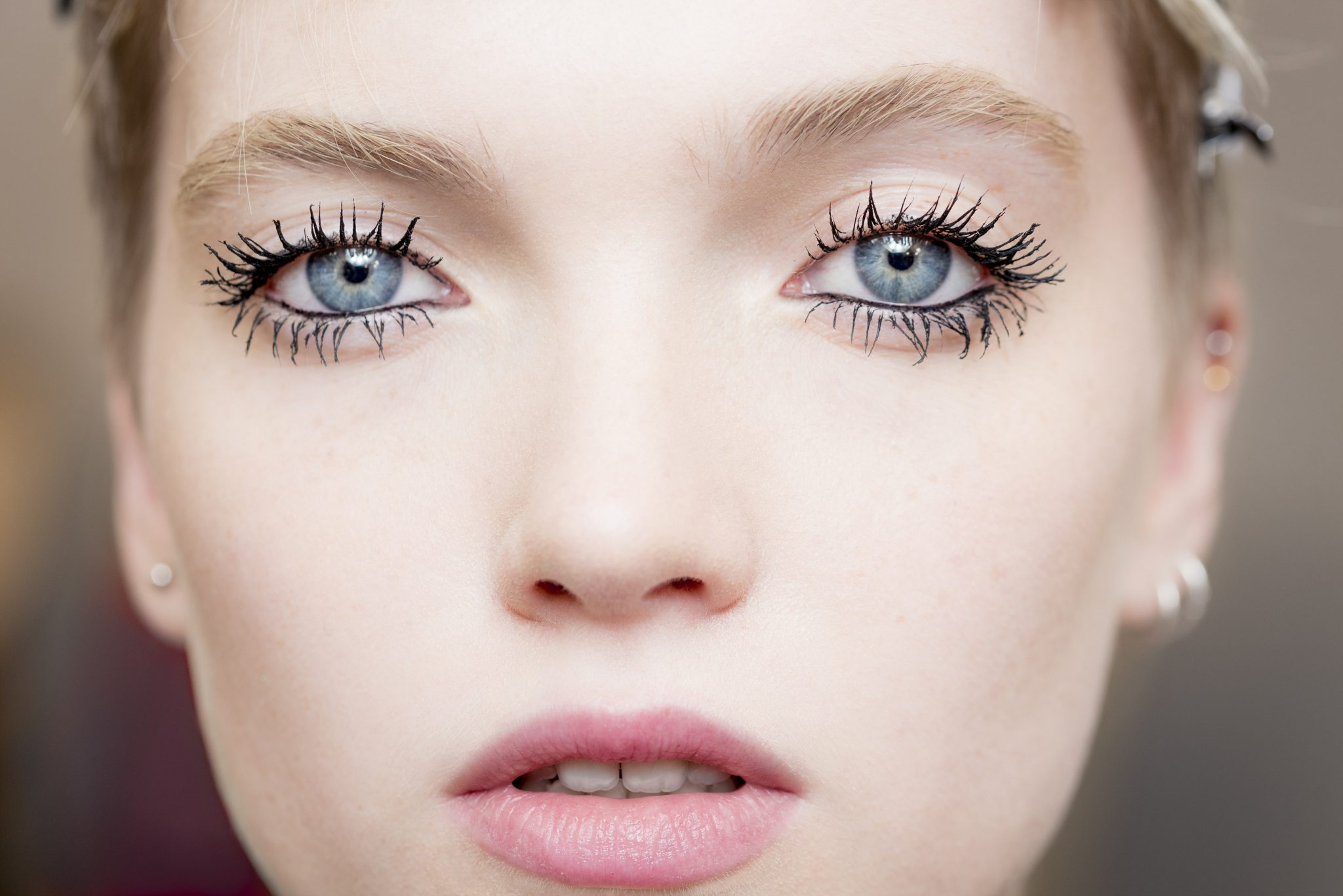 Peter Philips Spring Summer 2018 Ready-To-Wear collection Dior Makeup