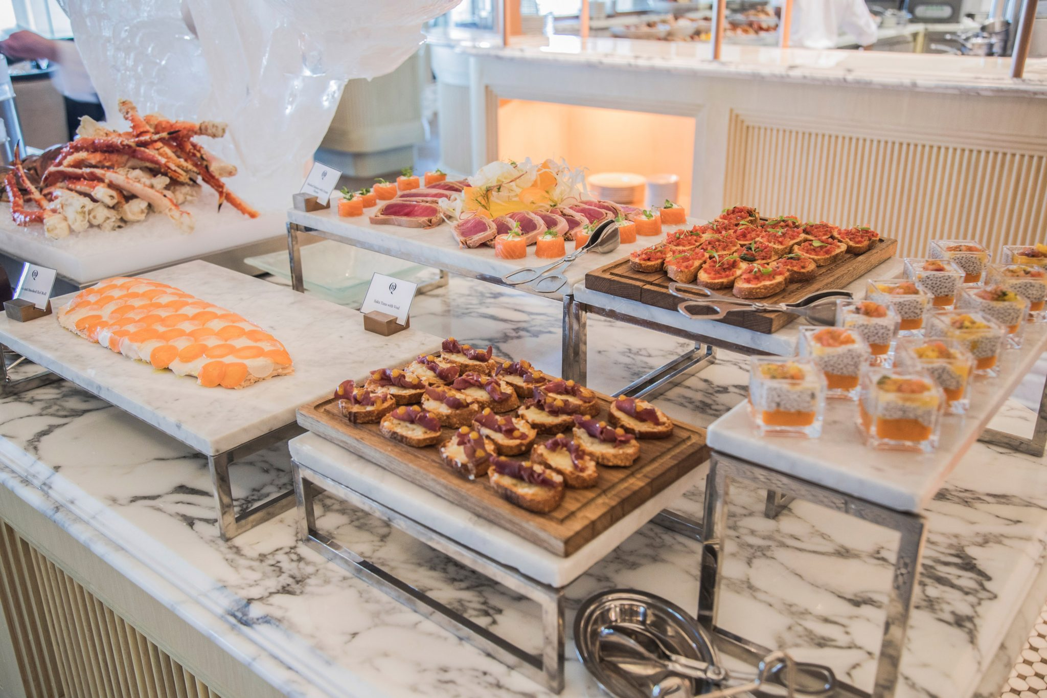 BQ Versailles Evolution Brunch 18