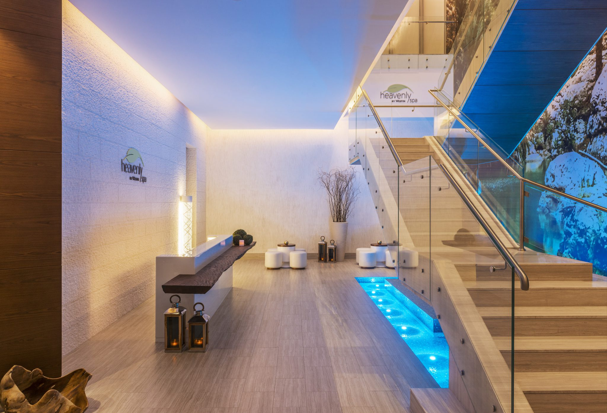 The Heavenly Spa. 7