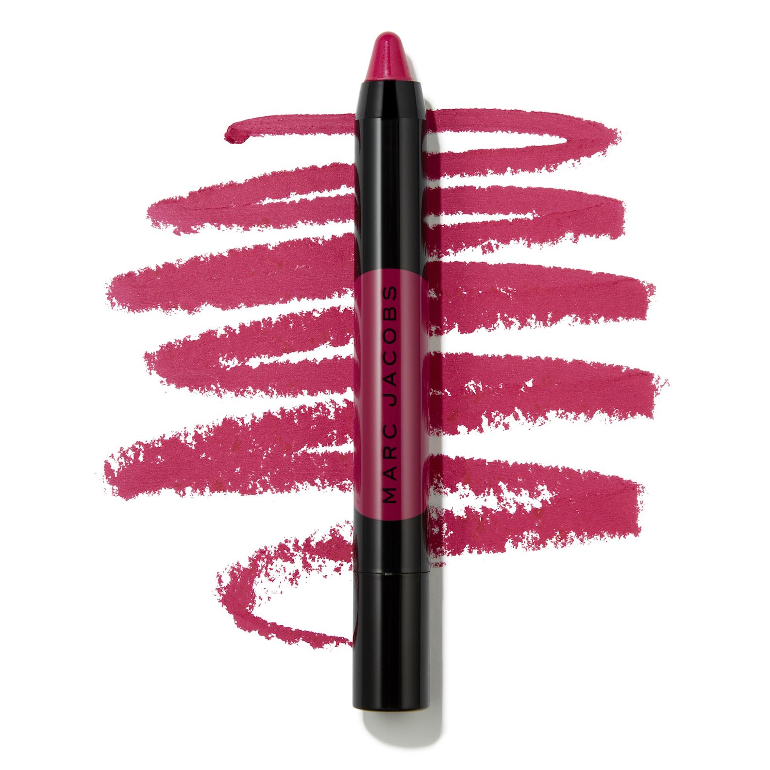 Marc Jacobs Beauty Le Marc Liquid Lip Crayon - Fram Bois Swatch - AED 125