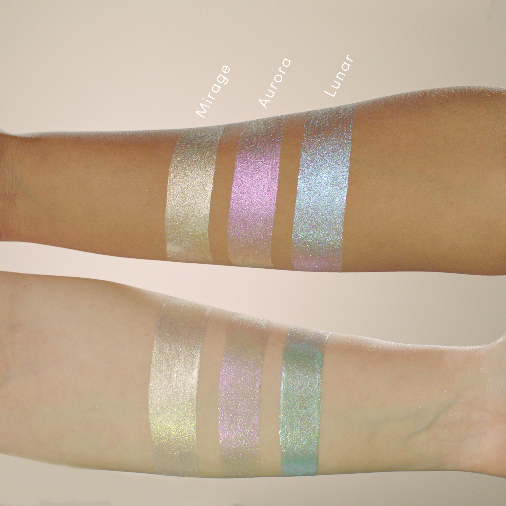 Glitter Drops Swatches