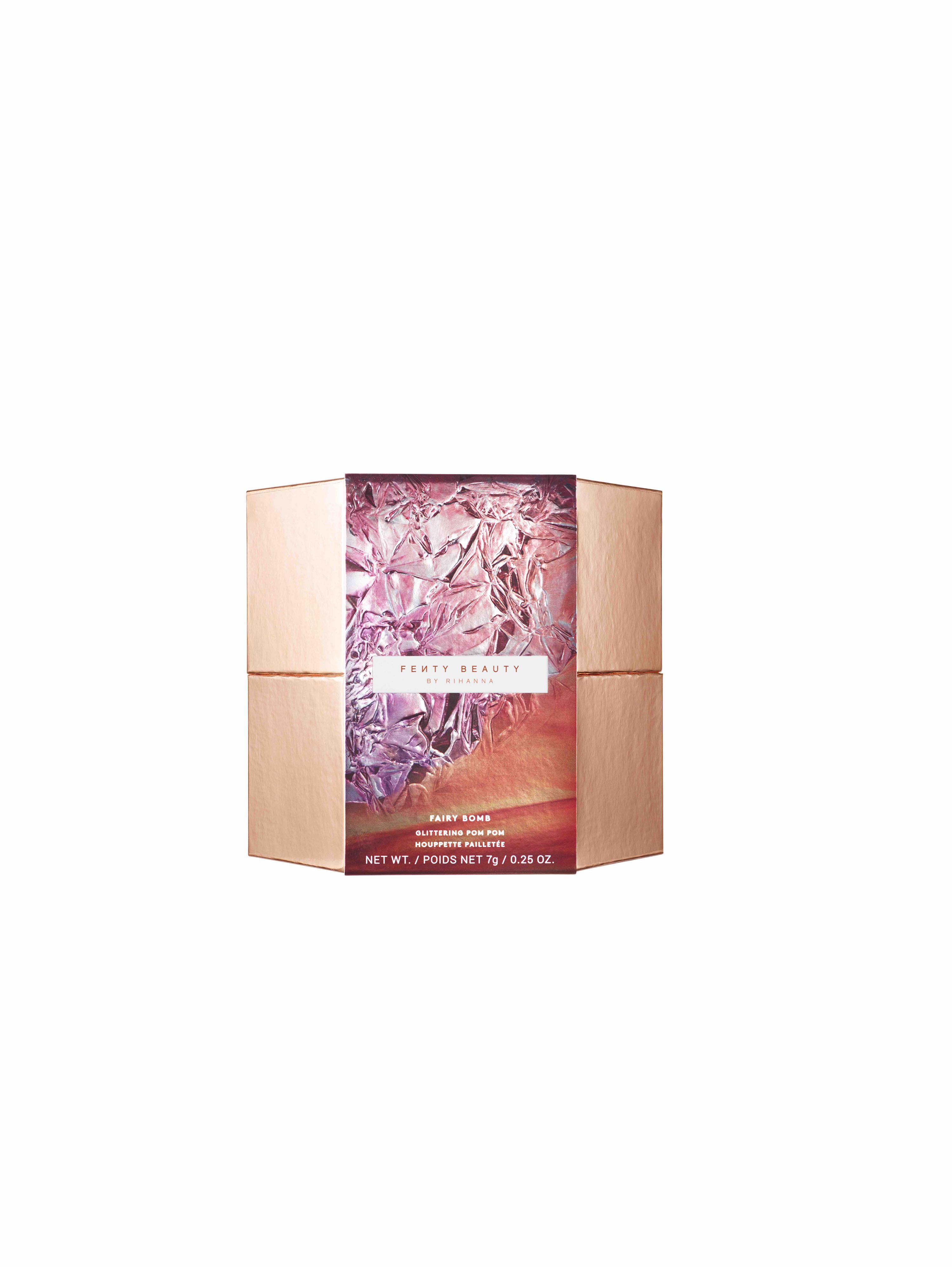 Fairy Bomb Glittering Pom Pom Packaging - AED 210