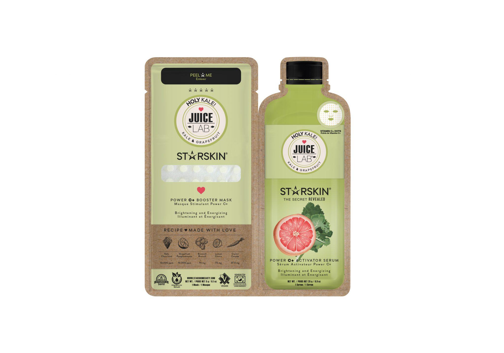 STARSKIN JuiceLab_Holy Kale!
