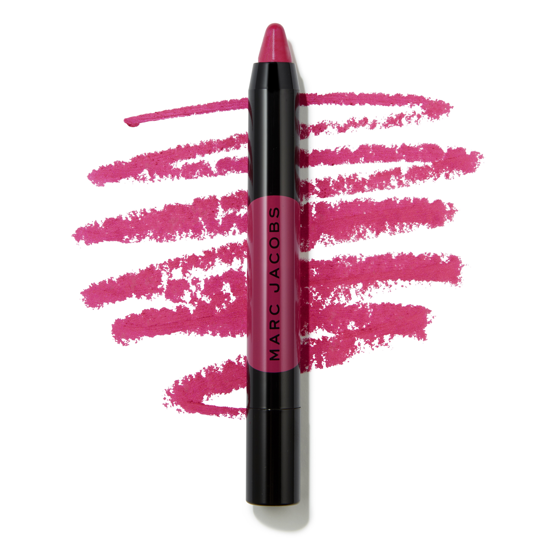 Marc Jacobs Beauty Le Marc Liquid Lip Crayon - Flaming Oh Swatch - AED 125