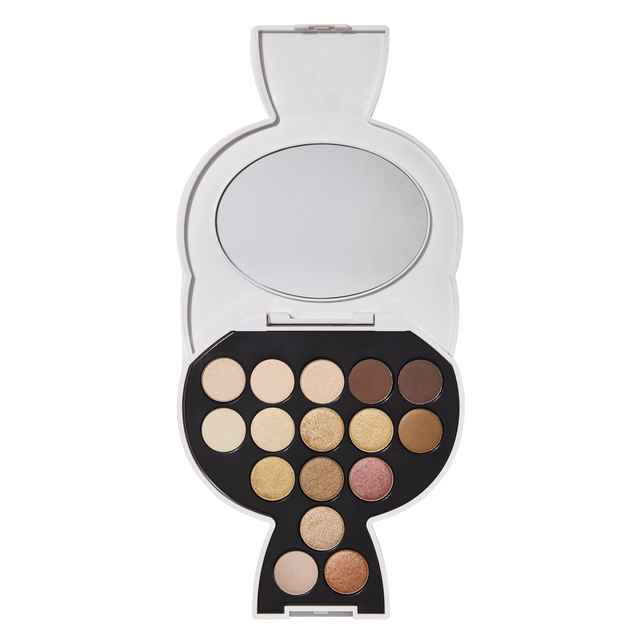 KARL LAGERFELD + MODEL CO CHOUPETTE COLLECTABLE EYESHADOW PALETTE DAY TO NIGHT - WA_OPEN