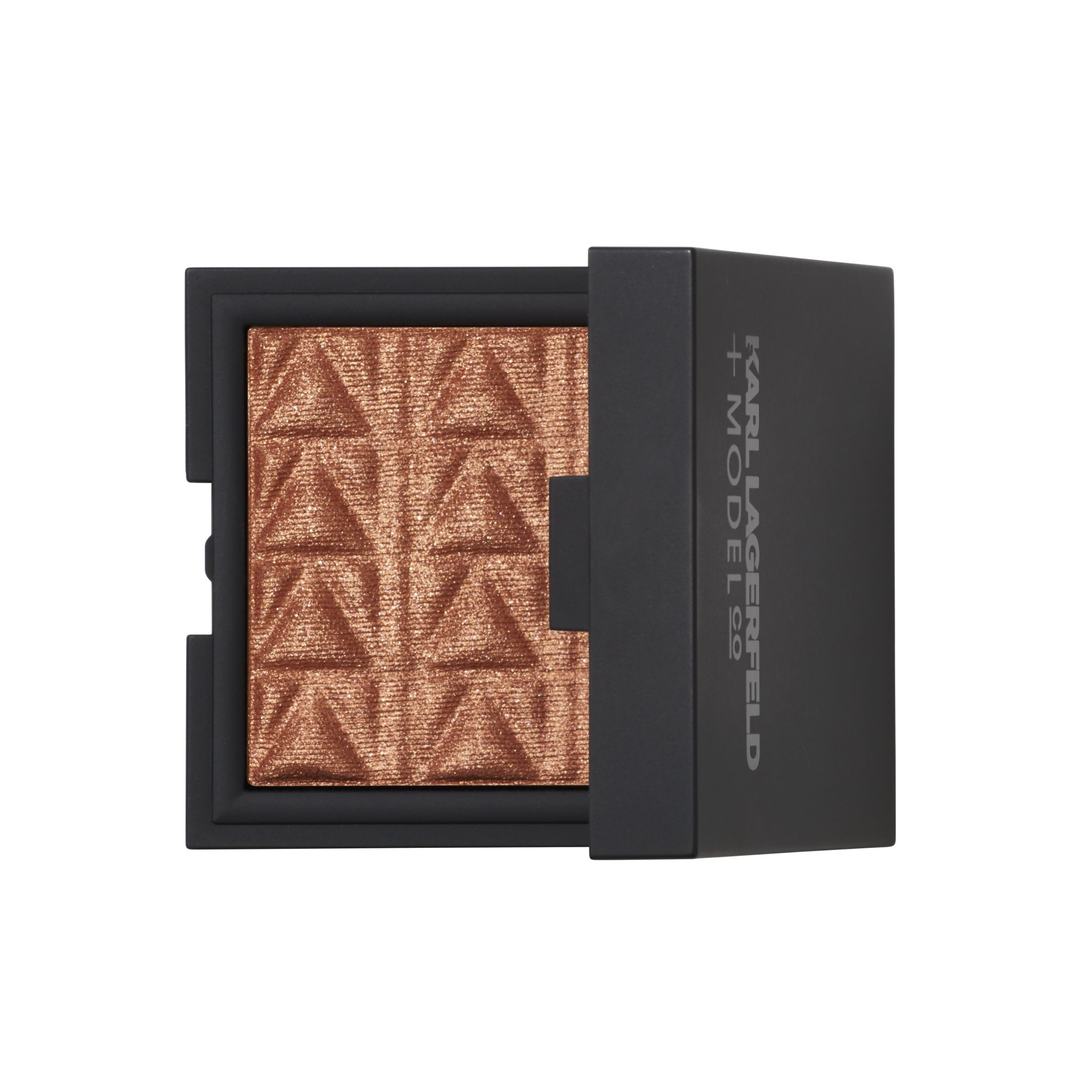 KARL LAGERFELD + MODELCO LUXE HIGHLIGHT & GLOW-BRONZE_OPEN