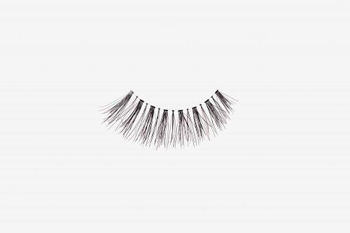 Daisy False Eyelashes, single false lash on grey background