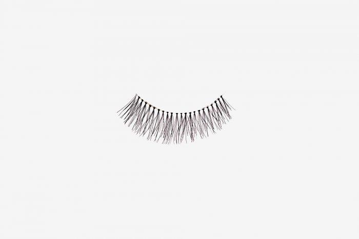 Emily False Eyelashes, single false lash on grey background