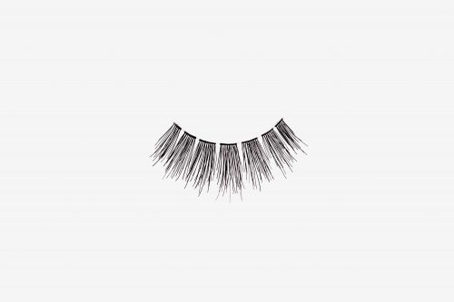 Kimberley False Eyelashes, single false lash on grey background