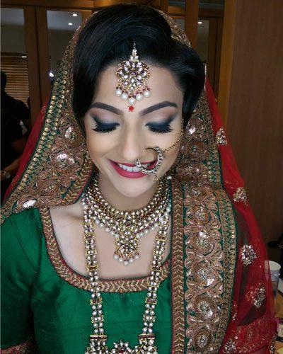Bridal Makeup   Nina Ubhi Makeup Artist